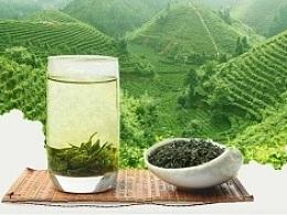 绿茶详情页模板