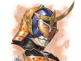 假面骑士-平成新十年-头像板绘2
