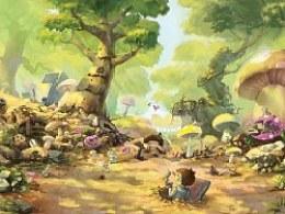 《500年后讲的童话》