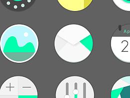 手机界面icon