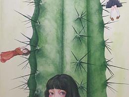 刺:cactus: