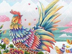 UGG鸡年海报