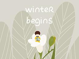 My Winter - 24节气