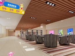 妇女儿童医院室内装饰工程