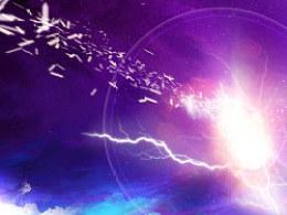 银河爆炸嗨到飞天