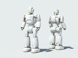 [玩具设计]遥控机器人造型设计
