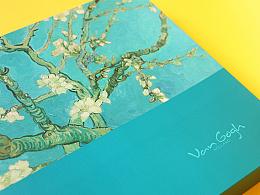 Van Gogh Traveler's Notebook Stationery Set