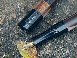 【野兽】手工钢笔制作--一支客户定制的拔盖钢笔
