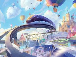 《翱翔未来》比亚迪