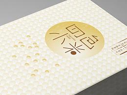 四色小米礼盒-包装