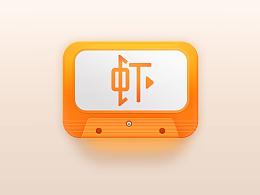 虾米音乐app icon