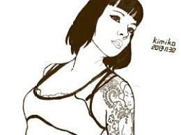 tattoo女