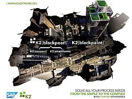 K2 BPM 兼职设计品(部分)