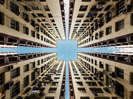 漫步香港,重复与密集