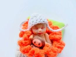 宝宝和她的洋娃娃