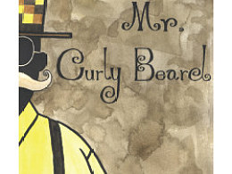 Mr.Curly Beard