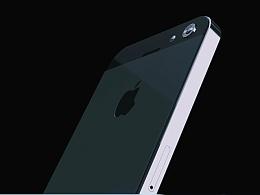 iphone5手机建模