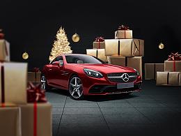 Benz 圣诞节kv 飞机稿