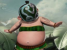 原创3D动画电影《特洛斯的天使》海报及形象设定