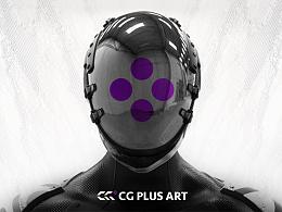 CG PLUS ART品牌视觉设计