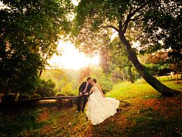 婚礼摄影作品选登-外景
