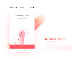 StreetVoice Design