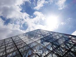 JUNE 2014 巴黎 卢浮宫