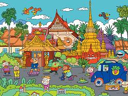 《儿童乐园》