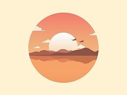20151022.icon.《The wild goose》