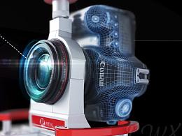 SZT-R1400三维产品动画