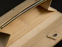 硬轨手工皮具——手包