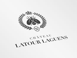 法国红酒品牌 Latour Laguens - VI 设计