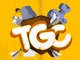 TGC Invitation card