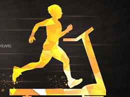 健身器材网站首页banner