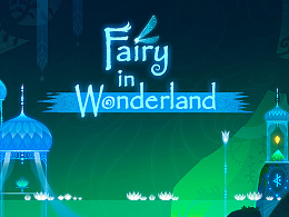 《Fairy in Wonderland》