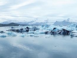 """""""世界边界""""之 全景冰岛。"""