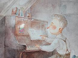 阁楼钢琴师