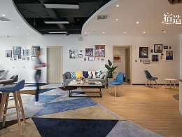宿造设计   商业空间作品 Fitness lab