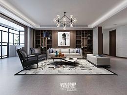 《精英主张风格之我们的婚房》室内设计