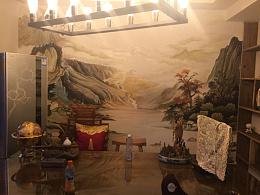 北京墙绘涂鸦