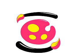 小画家艺术-logo