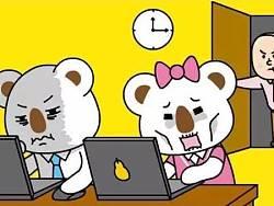 【OK熊】职场老司机,用表情包笑怼老板!