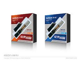 海全健康烟嘴包装设计