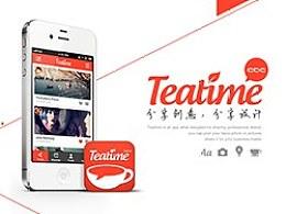 TeatimeAppConceptdesign