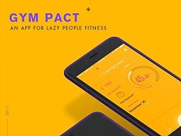 GYM PACT 健身合约