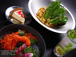 暗调性:菜谱摄影、菜谱设计、大连美食拍摄制作。披萨拍摄