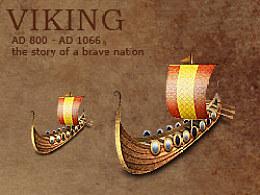 维京<VIKING>主题图标(完整版)
