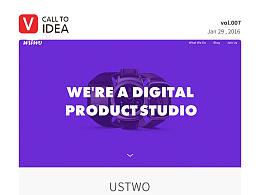 值得设计师每天去逛的网站-call to idea (vol.006-009)