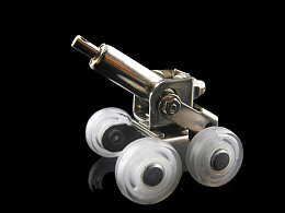 机械党  迷你  威武  小钢炮  DIY  模型