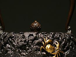 【沐焱堂】《纵横天下》 原创日本铸铁铁壶 老铁壶 无涂层纯铁内胆